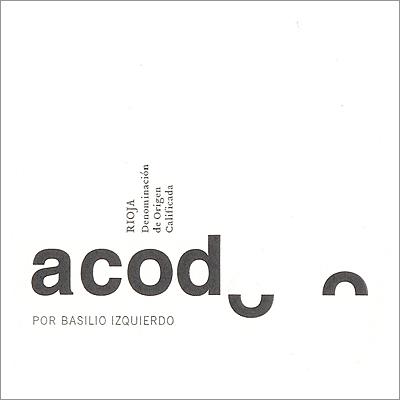 """Basilio Izquierdo """"Acodo"""" Red 2010"""