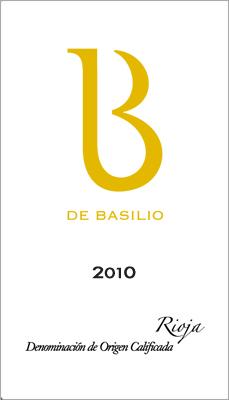 "Basilio Izquierdo ""B de Basilio"" White 2010"