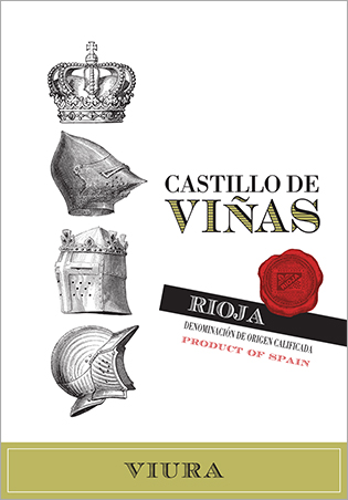 Castillo de Viñas Viura White 2015