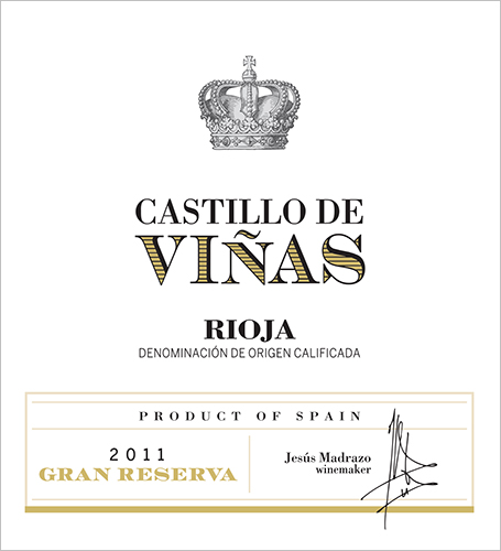 Castillo de Viñas Gran Reserva Launches to Great Acclaim in Wine & Spirits, 12/18