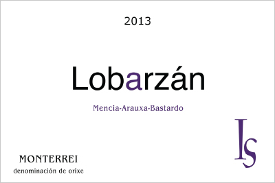 "Castro de Lobarzán ""IS"" Mencía Red 2013"