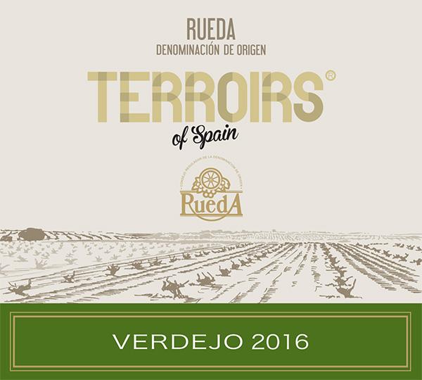 Terroirs of Spain Rueda Verdejo 2016