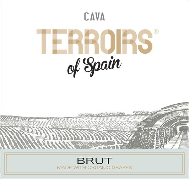 Terroirs of Spain Cava Brut Organic NV