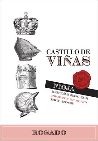 Castillo de Viñas Rosado 2015